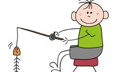 fiskande pojke-tecknadbild-240x148px